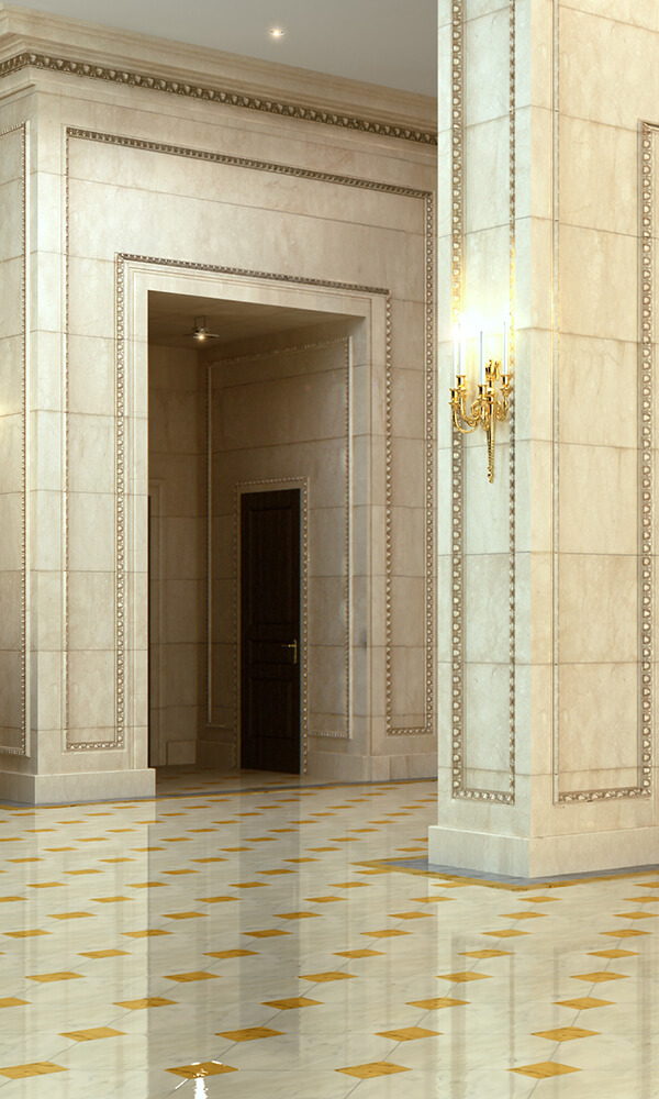 EXCELLENCE IN NATURAL STONE