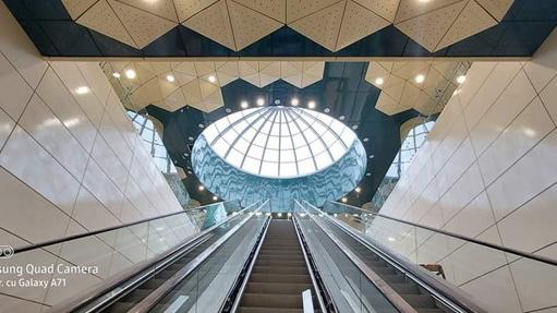 Magistrala 5 de metrou: peste 76.000 mp de placări